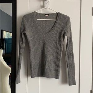 FINAL PRICE J Crew Wool and Cashmere Blend Sweater